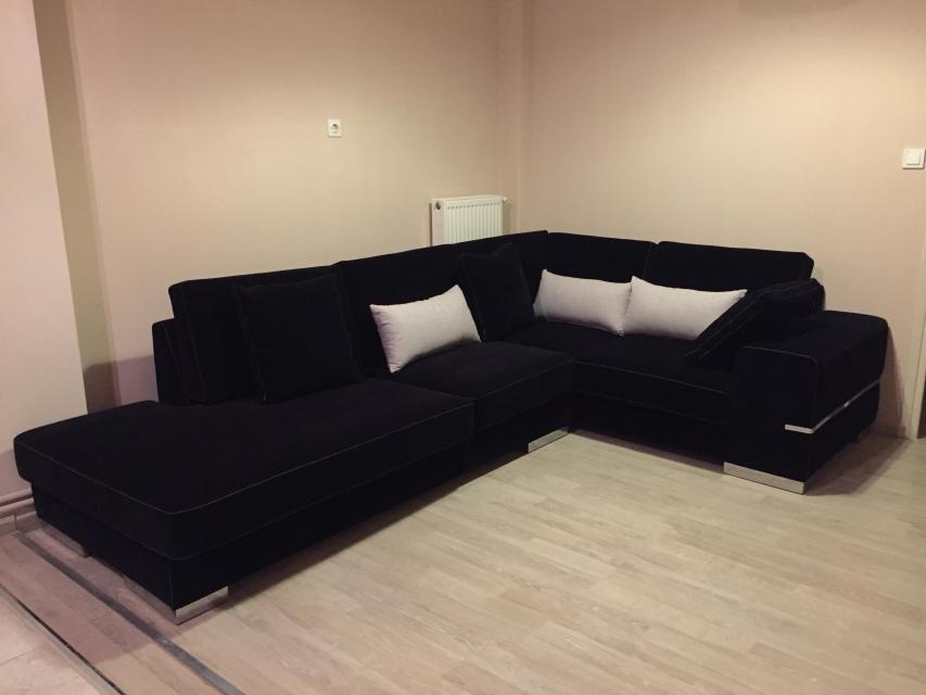 Γωνιακό σαλόνι